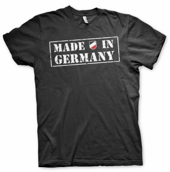 T-Hemd Made in Germany