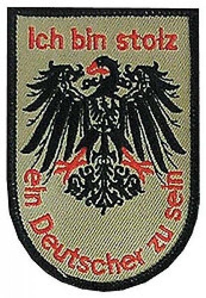 Ich Bin Stolz Deutscher Zu Sein